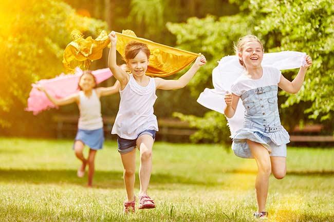 Anti-Stress-Training für Kinder: 8-12 Jahre