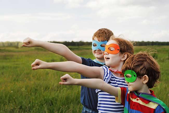 Autogenes Training für Kinder: 6-9 Jahre